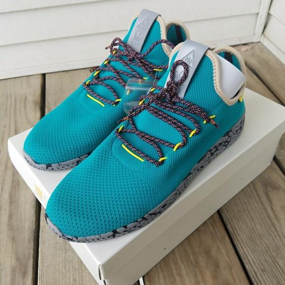 8919aec65 PHARRELL Williams HU Tennis Shoes CQ1872
